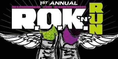 ROK 'n' (running on kindness) 5k buddy run & 10k competitive race