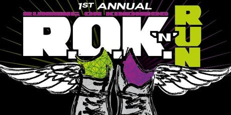 ROK 'n' (running on kindness) 5k buddy run & 10k competitive race  tickets