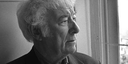 Poetry off the Shelf: A Celebration of Seamus Heaney
