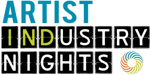 Artist Industry Nights: Special Edition at StorageSpace Gallery Monday, August 19