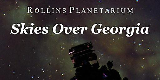 Skies Over Georgia