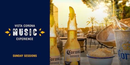 CORONA SUNDAY SESSIONS – Vista Corona La Barceloneta