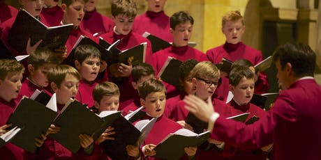 Sacred Treasures sung by the London Oratory Schola tickets