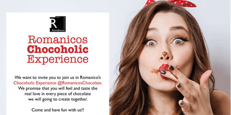 Romanicos Chocoholic Experience tickets