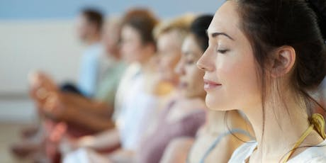Info Session - Mind Guided Meditation 8-Week Program: Monday August 26th at 7pm tickets