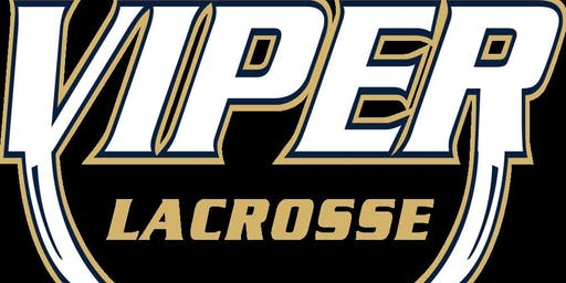 Viper Lacrosse Supplemental Tryouts