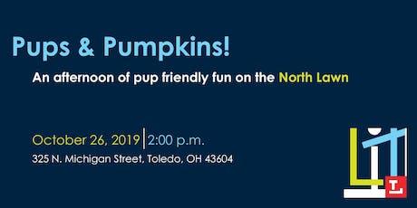 Literati Presents: Pups and Pumpkins! tickets