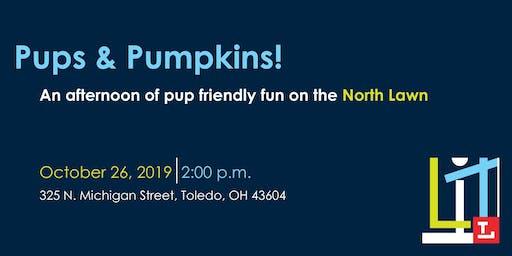 Literati Presents: Pups and Pumpkins!