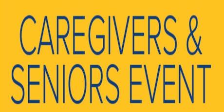 MGM  Northfield Park Seniors & Caregivers  Expo tickets