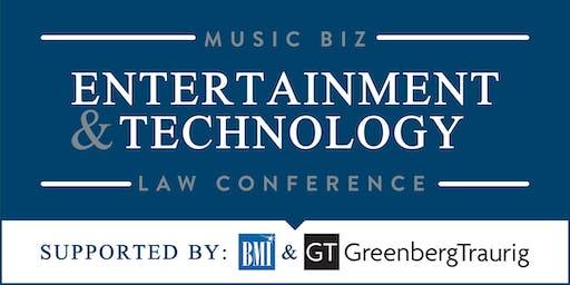 Music Biz Entertainment & Technology Law Conference