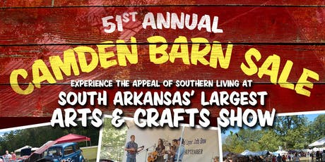 The 51st Annual Camden Barn Sale tickets