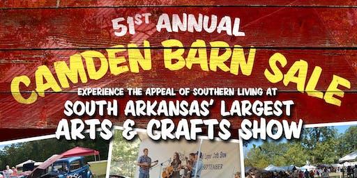 The 51st Annual Camden Barn Sale