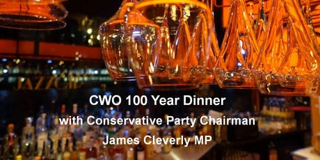 CWO 100 Year Dinner tickets
