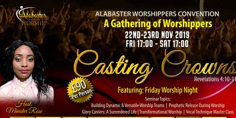 Alabaster Worshippers Convention 2019 tickets