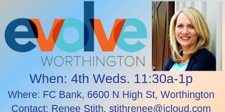 Evolve Worthington tickets