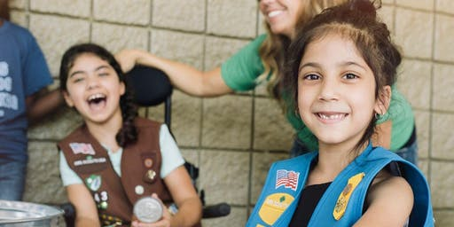 It's time to Sign Up for Your Girl Scout troop!