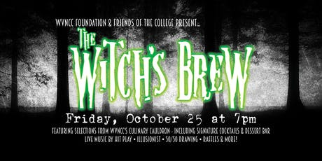 The Witch's Brew tickets