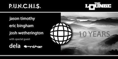 P.U.N.C.H.I.S. 10 Year Anniversary