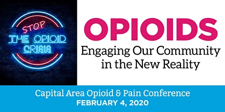 1st Annual Capital Area Pain & Opioid Conference tickets