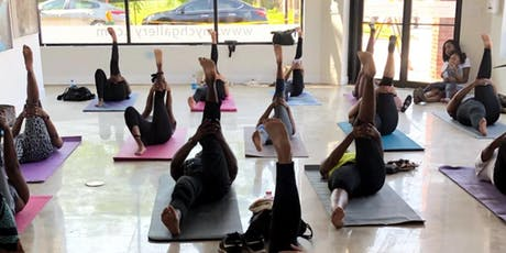 90's R&B and Hip Hop Yoga Class tickets
