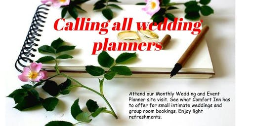 Wedding Planner: Venue Site Visit
