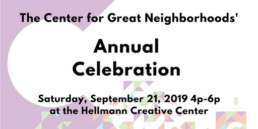 The Center's Annual Celebration