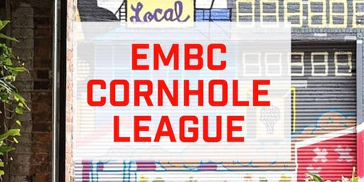 Fall Cornhole League at Eastern Market Brewing