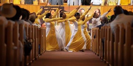Liturgical Dance Ministry Workshop tickets