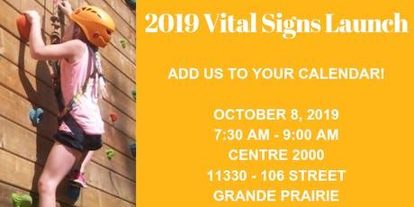 2019 Northwestern Alberta's Vital Signs Launch tickets