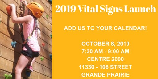 2019 Northwestern Alberta's Vital Signs Launch