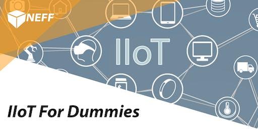 IIoT For Dummies   Bloomington IN    September 12