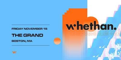 Whethan | The Grand Boston 11.15.19