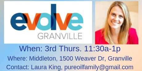 Evolve Granville tickets