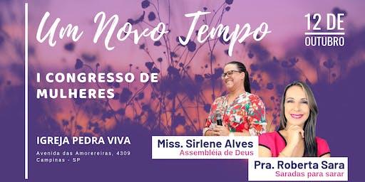 I Congresso De Mulheres Pedra Viva