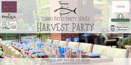 Tonno Harvest Party tickets
