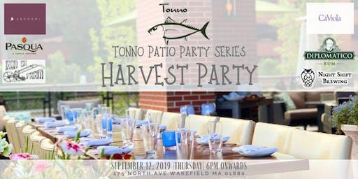 Tonno Harvest Party