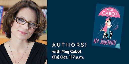 Authors! with Meg Cabot