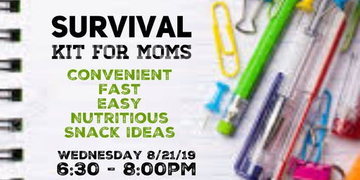 Your Ideal Life Social/Survival Kit for Moms