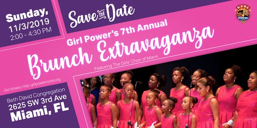 Girl Power's 7th Annual Brunch Extravaganza