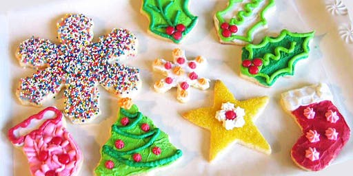 Youth Holiday Cookie Class