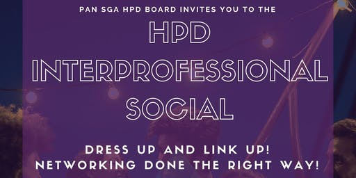 HPD Interprofessional Social - SWAY
