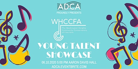 """""""Young Talent Showcase of WHCCFA"""" tickets"""