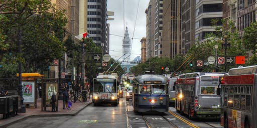 Walking the 49 Mile Scenic Walk: the Embarcadero to City Hall