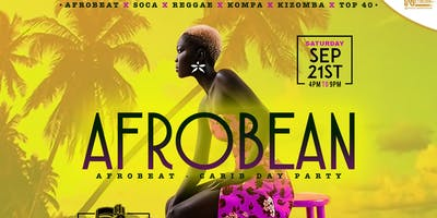 AfroBean | Afrobeat - Carib Day Party | FREE W/ RSVP