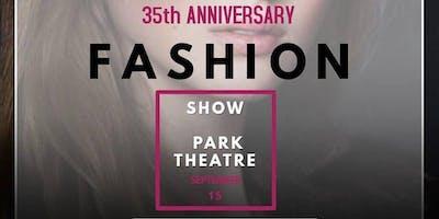 Panache 35th Anniversary Fashion Show