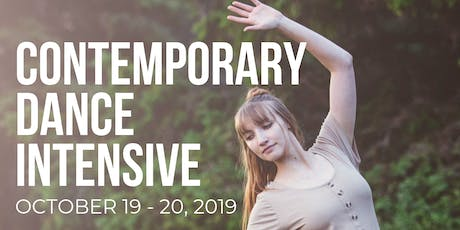 Contemporary Dance Intensive with Maddox Dance Company tickets