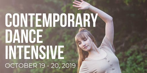 Contemporary Dance Intensive with Maddox Dance Company