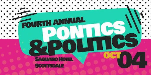 MWU - 4th Annual Pontics & Politics