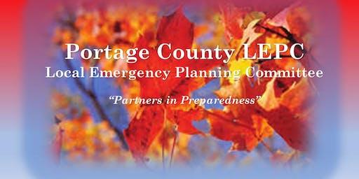 2019 Portage County LEPC Workshop