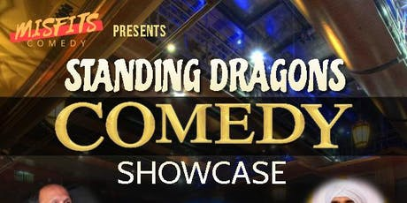 Standing Dragons Comedy Showcase tickets